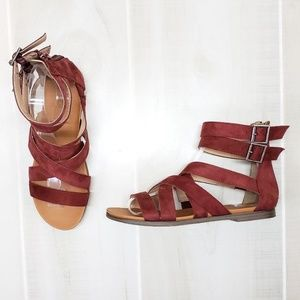 UNIVERSAL THREAD Gladiator Sandal Women's 7 ~CE12